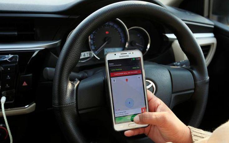 Ένα app προειδοποιεί για… εγκλήματα