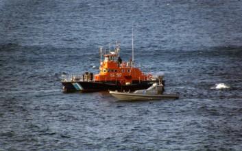 Ρυμουλκείται προς Τουρκία πλοίο που έπλεε ακυβέρνητο στα ανοιχτά της Λέσβου