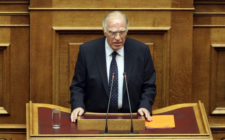 Λεβέντης: Αν ο Τσίπρας συγκαλέσει συμβούλιο πολιτικών αρχηγών θα του ζητήσω να παραιτηθεί