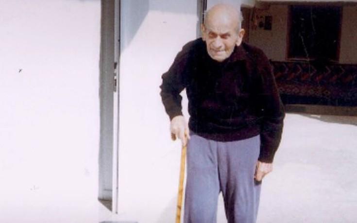 Απεβίωσε σε ηλικία 108 ετών ο υπεραιωνόβιος παππούς της Κοζάνης