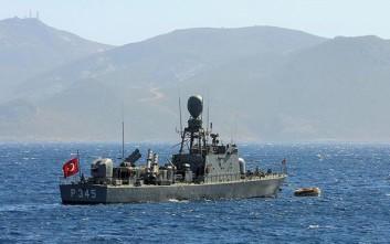 Νέα NAVTEX εξέδωσε η Τουρκία και δεσμεύει το Καστελόριζο
