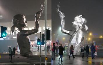 Όταν η τέχνη βγαίνει στον δρόμο