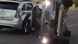 Η Uber απέσυρε τα αυτο-οδηγούμενα αυτοκίνητά της από τους δρόμους της Αριζόνα