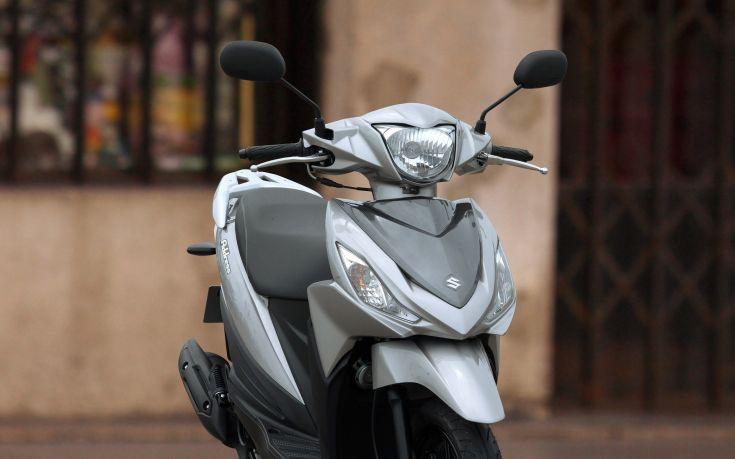 Ανακαλούνται μοτοσυκλέτες SUZUKI UK110