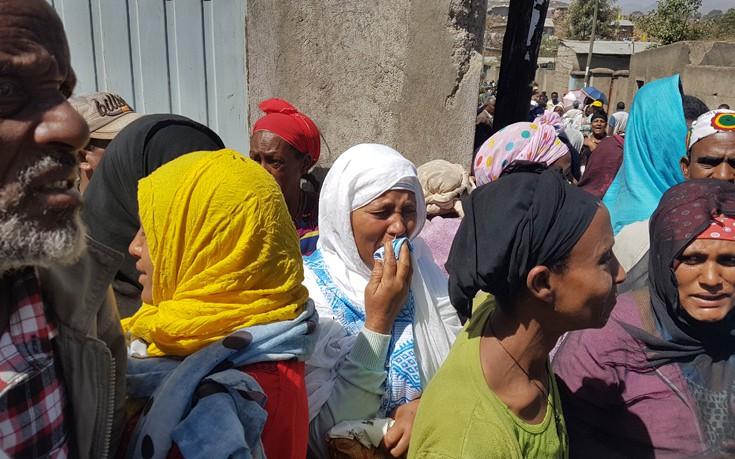 «Η πείνα αναμένεται να φτάσει σε επίπεδα έκτακτης ανάγκης στην Αιθιοπία»