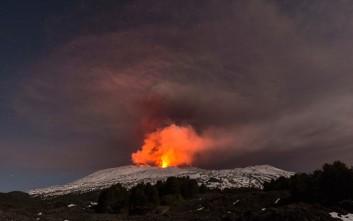 Το ηφαίστειο της Αίτνας μπορεί να καταρρεύσει στη θάλασσα του Ιονίου και να προκαλέσει τσουνάμι