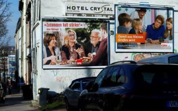 Θρίαμβος για τη Μέρκελ στο Ζάαρλαντ, «μπορούμε να κερδίσουμε τον Σουλτς» λέει το CDU