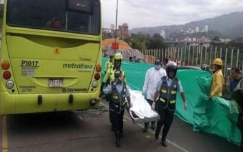 Μακελειό με «τρελό» λεωφορείο στην Αϊτή