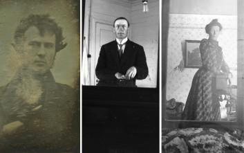 Ιστορικές selfies που τραβήχτηκαν πριν καν γίνουν μόδα οι selfies