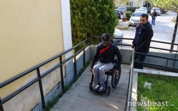 Βραχιολάκι και κατ' οίκον περιορισμός για τον 39χρονο παραολυμπιονίκη