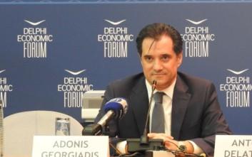 Γεωργιάδης: Ο Τσίπρας δεν μπορεί, δεν έχει πουλήσει ποτέ του ούτε εφημερίδα