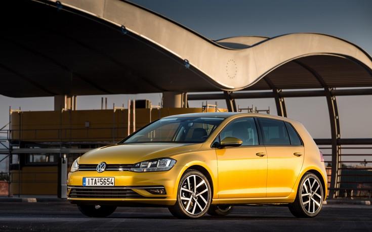 Η αναβάθμιση της 7ης γενιάς του VW Golf