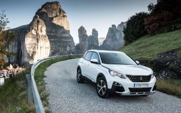 Το Peugeot 3008 αυτοκίνητο της χρονιάς 2017