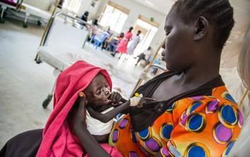 Στο Νότιο Σουδάν όσοι δεν πεθαίνουν από τον εμφύλιο πεθαίνουν από την πείνα