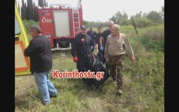 Ηλικιωμένος άνδρας βρέθηκε νεκρός σε πηγάδι της Νεμέας
