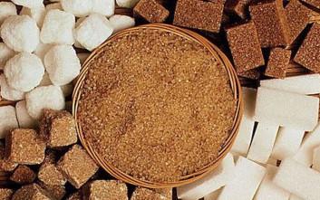 Οι διαφορές μεταξύ λευκής και καστανής ζάχαρης