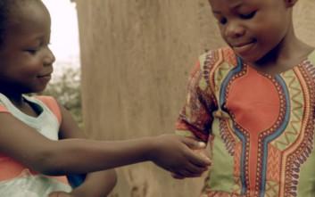 Ένα βίντεο για τη γενναιοδωρία σε προτρέπει να το μοιραστείς