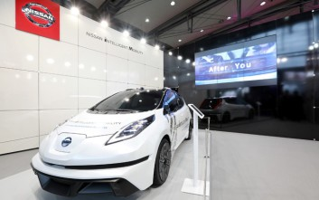 Λύσεις αυτόνομης οδήγησης από τη Nissan