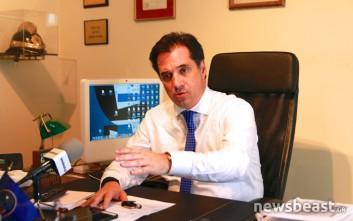 Γεωργιάδης: Ο Τσίπρας είναι γεννημένος τυχοδιώκτης, με τον Καμμένο ταιριάξανε για την καρέκλα
