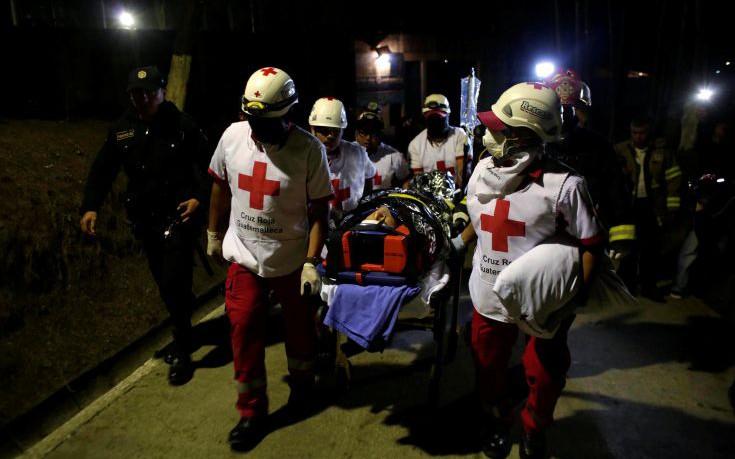 Αιματηρή εξέγερση σε αναμορφωτήριο νέων στη Γουατεμάλα