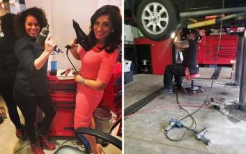 Το συνεργείο αυτοκινήτων που θα λατρέψουν οι γυναίκες