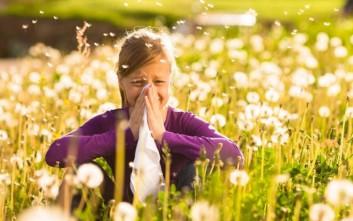 Τρεις τροφές για να αντιμετωπίσετε τις αλλεργίες της άνοιξης