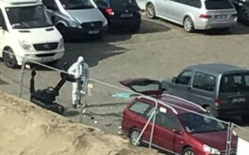 Γάλλος ο οδηγός που επιχείρησε να παρασύρει πεζούς στην Αμβέρσα