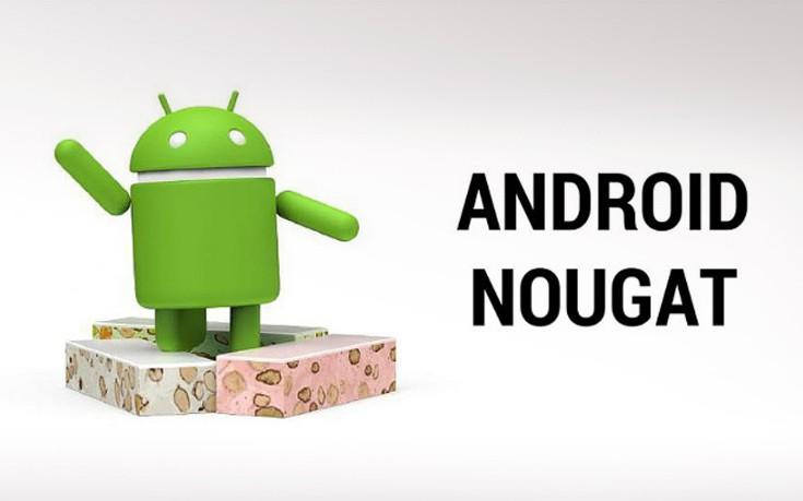 Αναβάθμιση στο λειτουργικό Android 7.0 Nougat στις συσκευές Galaxy S7 και S7 Edge