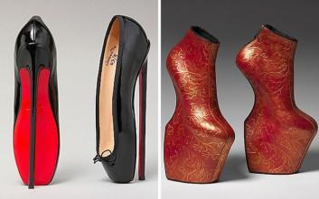Η ιδιαίτερη συλλογή παπουτσιών μουσείου στη Νέα Υόρκη