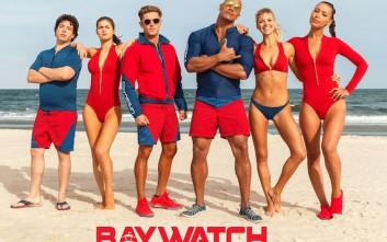 Το θρυλικό Baywatch επιστρέφει… στη μεγάλη οθόνη