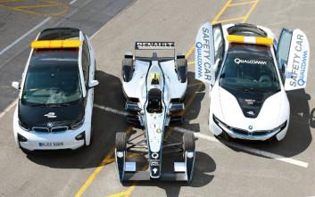 Η BMW στην Formula E