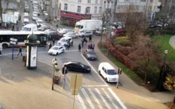 Συναγερμός στις Βρυξέλλες για ύποπτο όχημα με φιάλες υγραερίου