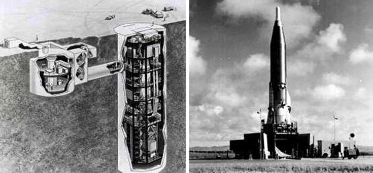 Εγκαταστάσεις εκτόξευσης πυραύλων
