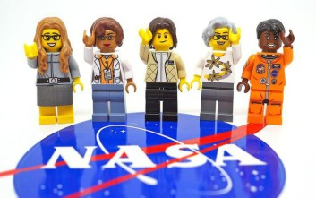 Ένα μικρό βήμα για τη Lego, ένα τεράστιο βήμα για τις γυναίκες