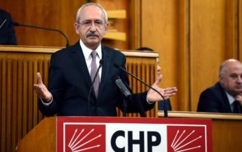 Επικράτηση του «όχι» στο δημοψήφισμα βλέπει η τουρκική αντιπολίτευση