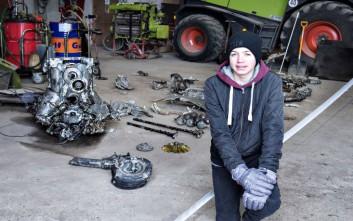 Μαθητής έκανε μια εργασία για το σχολείο και ανακάλυψε αεροσκάφος του Β' Παγκοσμίου Πολέμου