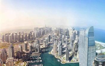 Μπορείτε να εντοπίσετε την Bentley σε αυτή την άποψη του Ντουμπάι των 57,7 δισ. pixels;