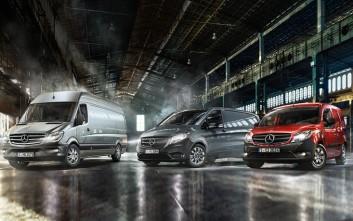 Επένδυση 2 δισ. ευρώ από τη Mercedes-Benz Vans