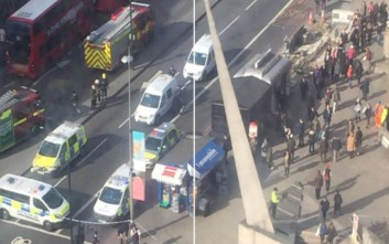 Συναγερμός για ύποπτο όχημα στο Λονδίνο