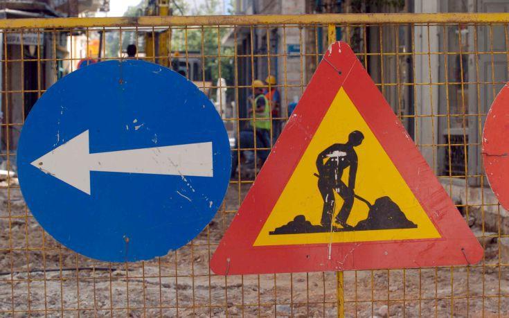 Κλείνει έως και την Παρασκευή η εθνική οδός Κορίνθου - Πατρών λόγω έργων
