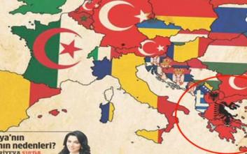 «Ο φόβος της Ημισελήνου» και η «μουσουλμανική Ευρώπη»