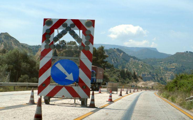 Κλείνει μία λωρίδα στην εθνική οδό Θεσσαλονίκης–Νέων Μουδανιών και τη Λαγκαδά λόγω έργων