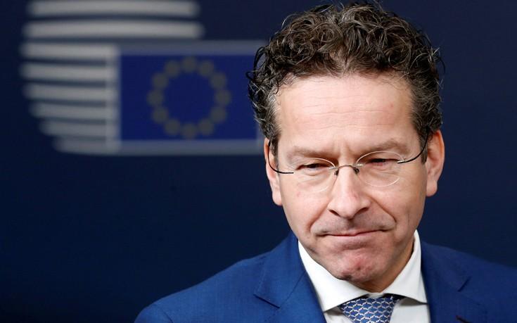 Ντάισελμπλουμ: Μια κρίση στην Ιταλία θα προκαλούσε κατάρρευση της χώρας