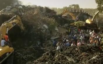 Αυξάνονται οι νεκροί από την κατολίσθηση σε χωματερή της Αιθιοπίας