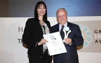 Κορυφαία βραβεία για τον Ν. Δασκαλαντωνάκη και τη Grecotel