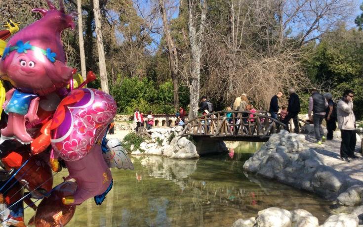 Κυριακάτικη βόλτα σε ένα από τα πιο παρεξηγημένα μέρη της Αθήνας