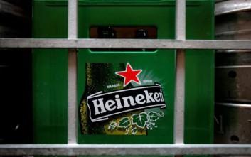 Το κόκκινο αστέρι της Heineken κινδυνεύει ως «ολοκληρωτικό σύμβολο»