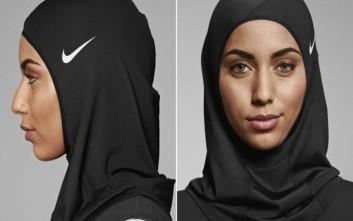 Μαντίλα ειδικά σχεδιασμένη για μουσουλμάνες αθλήτριες λανσάρει η Nike