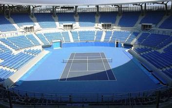 Προς το γήπεδο τένις του ΟΑΚΑ η μπασκετική ΑΕΚ