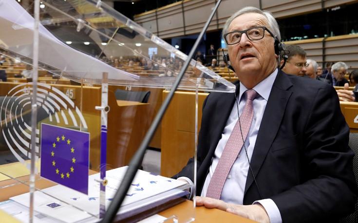 Το 6ο σενάριο του Γιούνκερ για την Ε.Ε. με «τον άνεμο στα πανιά της»